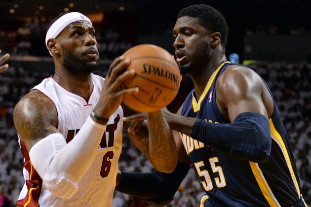 Indiana Pacers vs. Miami Heat: Game 5 Preview and Predictions