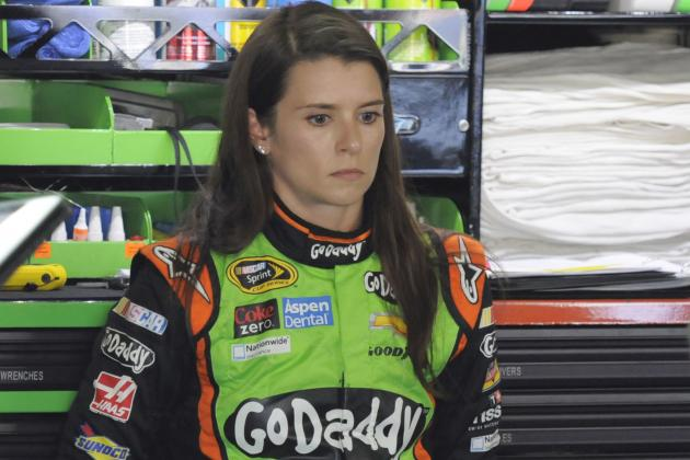 Danica Patrick: Latest News and 2014 Sprint Cup Ranking Ahead of Dover