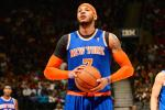 Report: Lakers Not Interested in Melo