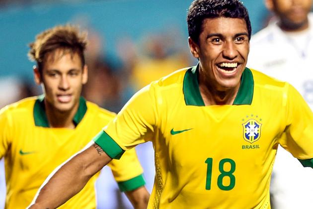 Tottenham Hotspur Star Paulinho Has the Makings of a World Cup Winner