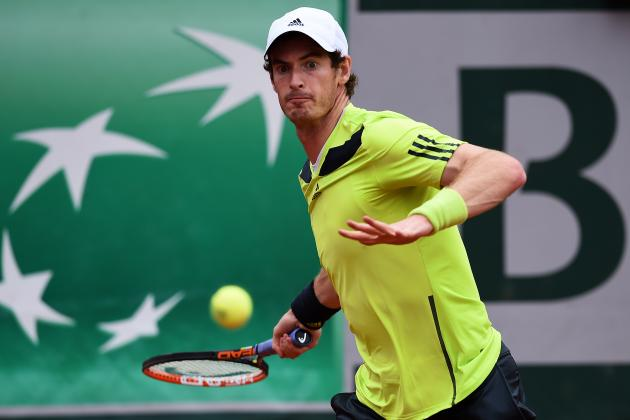 Andy Murray vs. Andrey Golubev: Score and Recap from 2014 French Open
