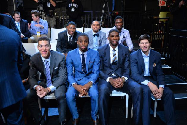 NBA Draft 2014: Assessing Latest Prospect Stock Rumors