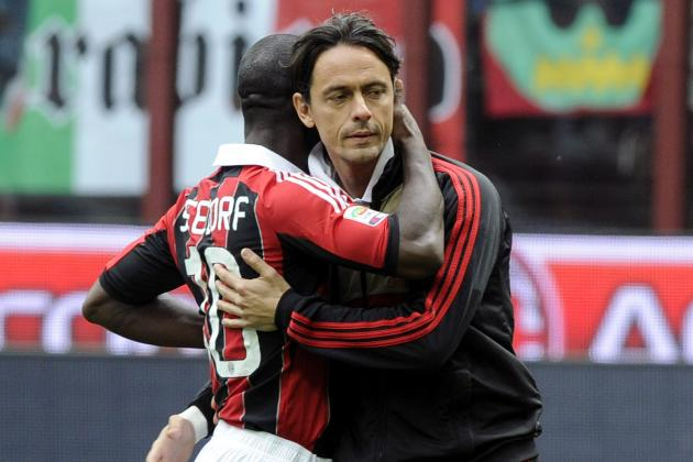 Clarence Seedorf's Time as AC Milan Manager Was Never Destined to Be a Success
