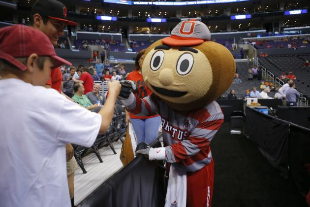 Ohio State Basketball: Will Buckeyes' Offense Improve in 2014-15?