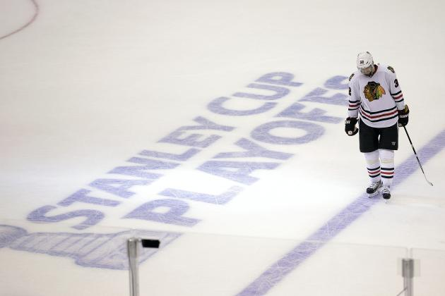 Kings vs. Blackhawks: Tall Order, but Hawks Will Draw on History in Game 5
