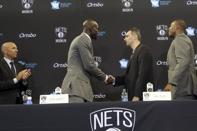 Can Brooklyn Nets Win Because of Mikhail Prokhorov or in Spite of Him?