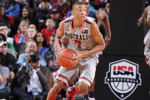 Dante Exum NBA Draft 2014: Highlights, Scouting Report for Utah Jazz Guard