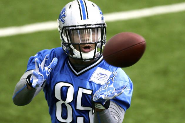 Eric Ebron Can Be the Final Piece in Detroit Lions' Arsenal