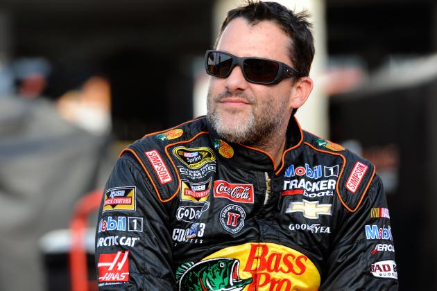 Tony Stewart Injury: Updates on NASCAR Star's Recovery from Leg Surgery