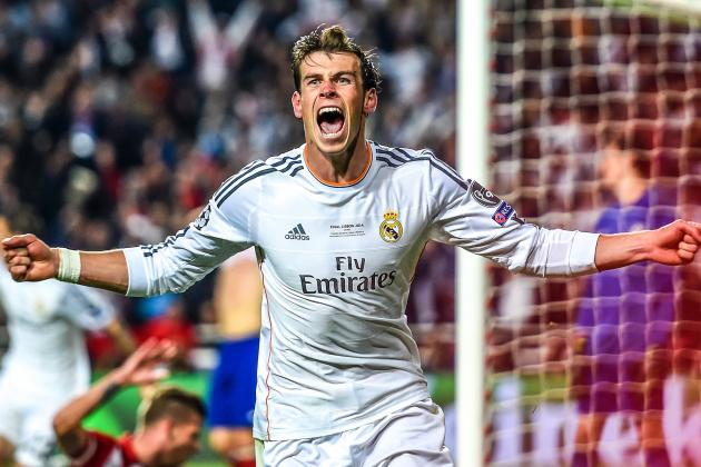 Gareth Bale's Real Madrid Champions League Triumph Earned Tottenham €8 Million