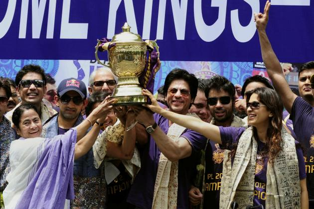 IPL Fixtures 2014: Schedule, Dates, Live Stream Info and Playoff Bracket