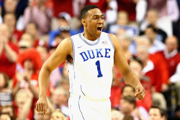 2014 NBA Mock Draft: Best Possible Moves for Each 1st-Round Team
