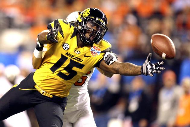 Dorial Green-Beckham Reportedly May Sit out 2014 Season, Enter 2015 NFL Draft