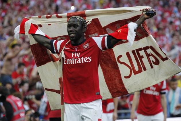 Arsenal Transfer News: Bacary Sagna Reportedly Turns Down Gunners' Contract