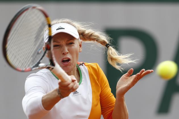 Caroline Wozniacki vs. Yanina Wickmayer: Score and Recap from 2014 French Open