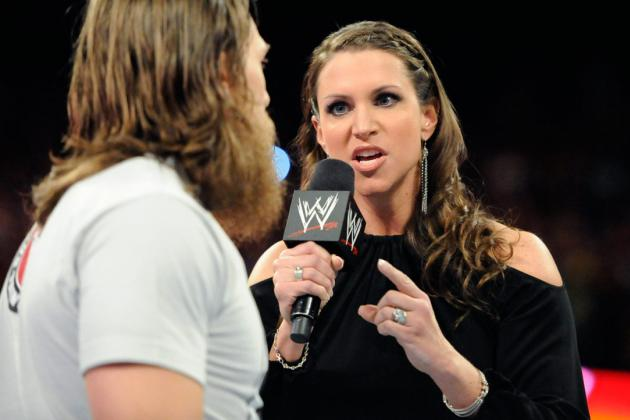 WWE Wisely Milking Drama out of Stripping Daniel Bryan of World Title