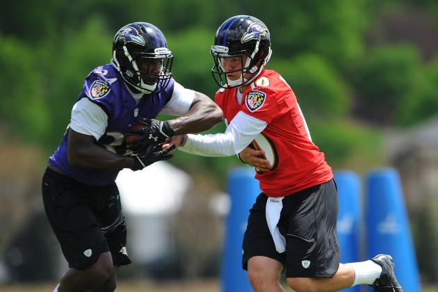 Ravens Draft Pick, Ex-Bruton Star Lorenzo Taliaferro Arrested in Williamsburg