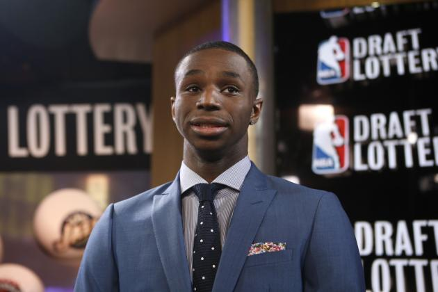 2014 NBA Mock Draft: Updated Projections for All 1st-Round Prospects