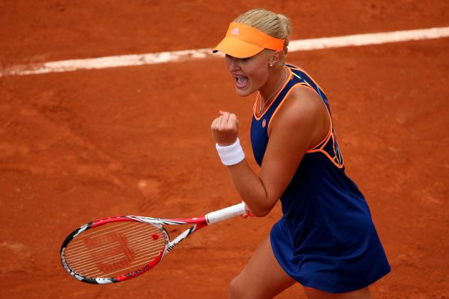 French Open 2014 Results: Most Shocking Scores from Tuesday's 1st-Round Action