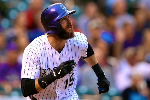 Charlie Blackmon Should Be Taken Seriously as Breakout MLB Star