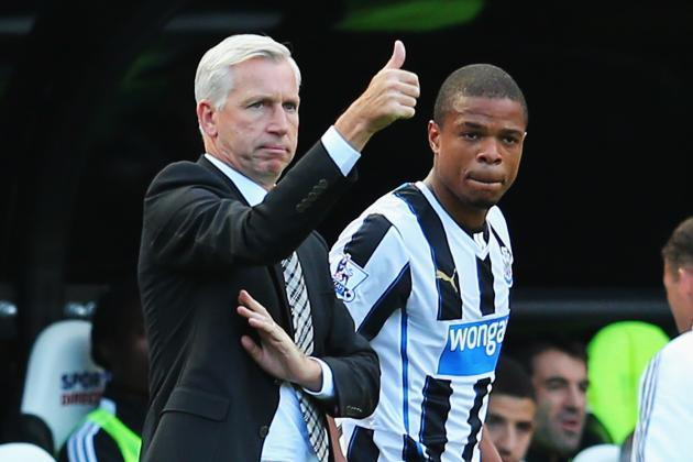 Pardew Denies Resting Remy to Avoid Injury