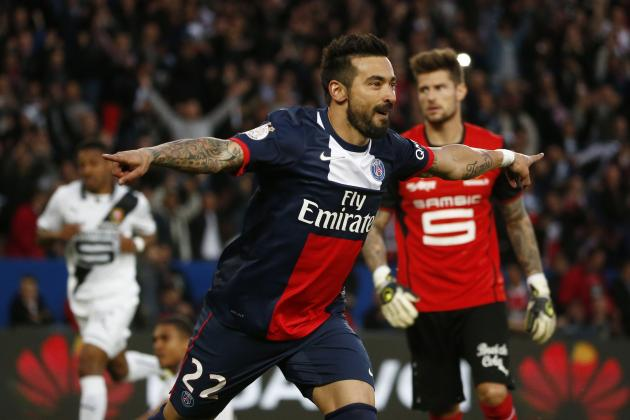 Chelsea Transfer News: Ezequiel Lavezzi Could Soften Possible Eden Hazard Exit