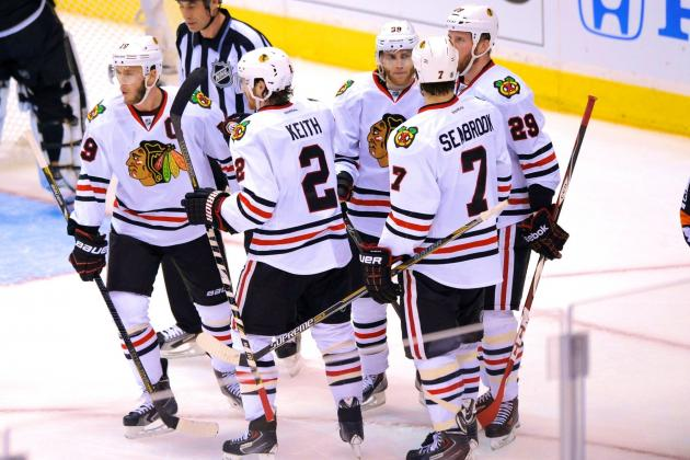 Blackhawks' Guide to Climbing Back into 2014 Western Conference Final vs Kings