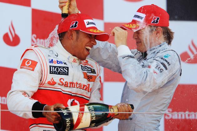 Analysing Evolution of Lewis Hamilton-Nico Rosberg Rivalry After Monaco GP