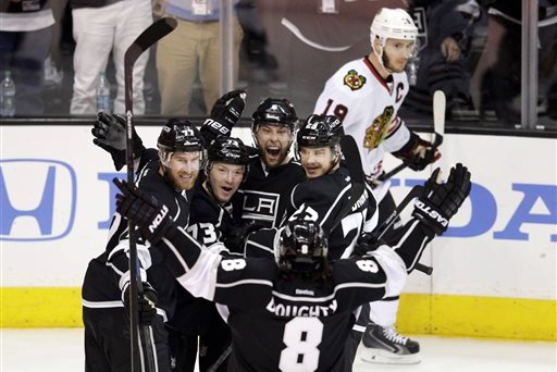 NHL Playoff Schedule 2014: TV Info and Pick for Blackhawks vs. Kings Game 5