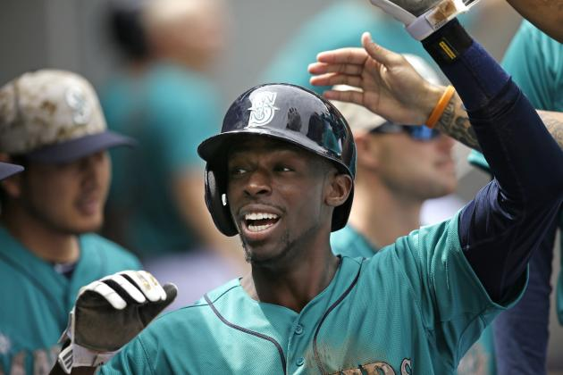 Seattle Mariners' Leadoff Spot Finally Stabilized by James Jones