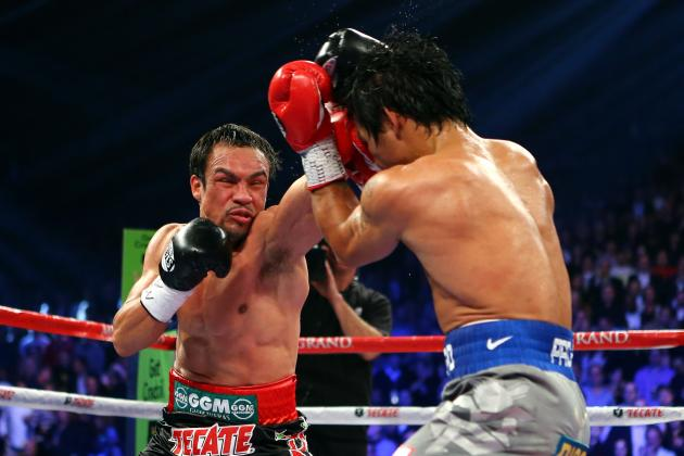 Marquez Could Skip Pacquiao Fight, and Choose a Different 147 Lb. Champ
