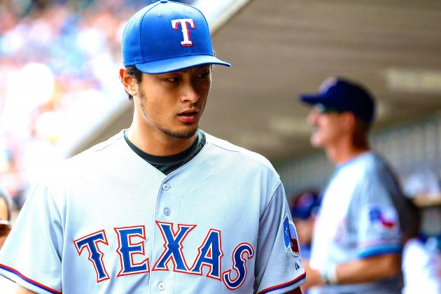 Yu Darvish Injury: Updates on Rangers Pitcher's Neck and Return