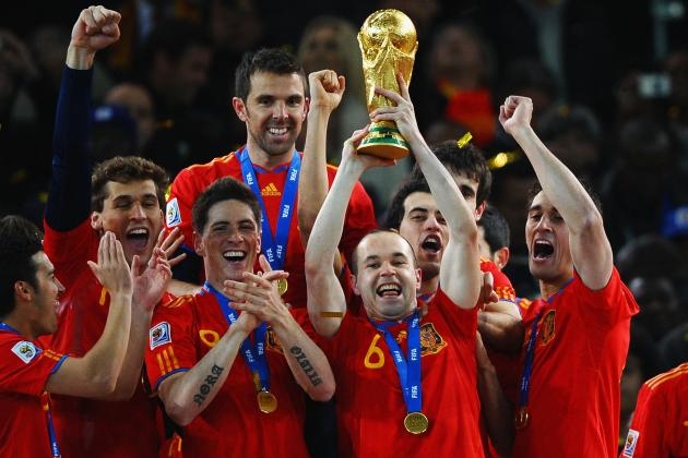 Spain World Cup 2014 Roster: Squad Info and Group-Stage Predictions
