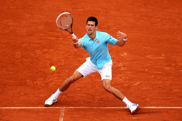 French Open 2014: Full TV and Live Stream Schedule for Day 4 at Roland Garros