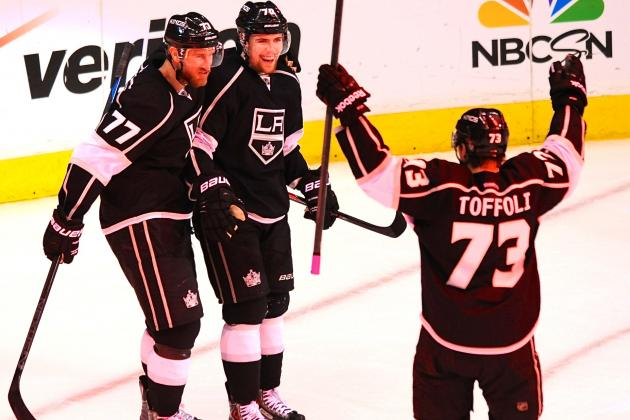 What's the Secret to the Kings' Sudden Scoring Success in 2014 NHL Playoffs?