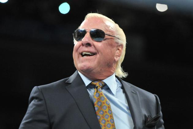 WWE Rumors: Examining Latest Buzz Around Ric Flair, AJ Lee and More