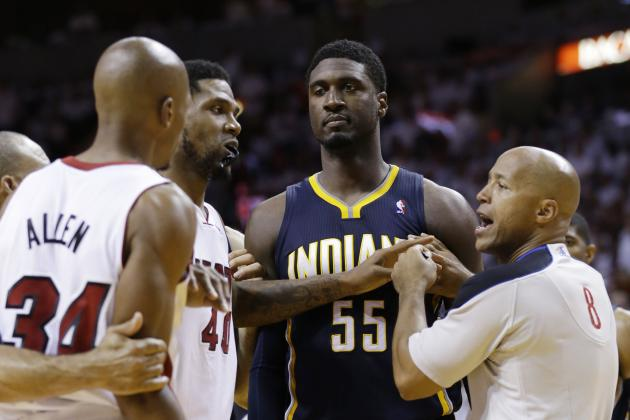 NBA Playoffs 2014: Breaking Down Indiana Pacers' Chances at Comeback