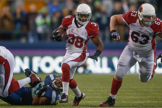 Is Arizona Cardinals Giving Andre Ellington 25-30 Touches Per Game a Good Idea?