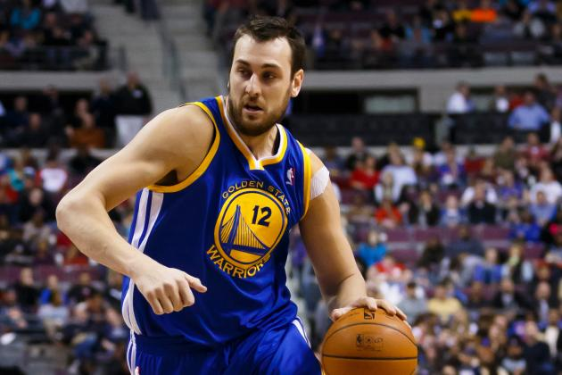 Andrew Bogut Calls Stephen A. Smith a 'Wanker' over 'Andrew Bogus' Nickname