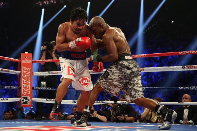 Options for Manny Pacquiao Depend on TV Deals