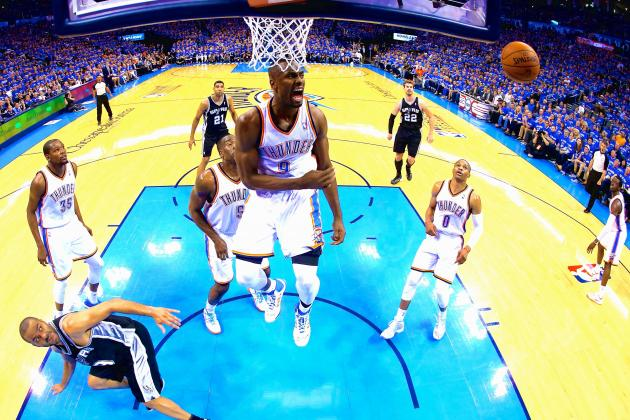 How Serge Ibaka Changes the San Antonio Spurs' Approach