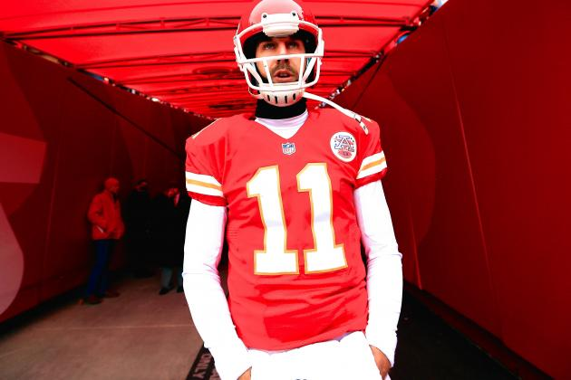 Is Alex Smith Really Worth a Big Contract Extension from the Chiefs?