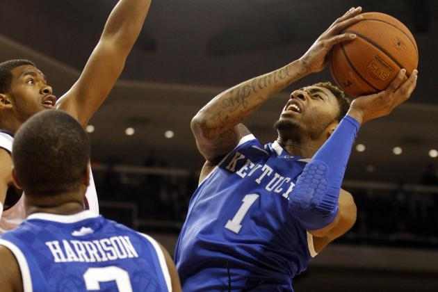 Kentucky Basketball: Who Should Replace James Young in Wildcats' Starting 5?