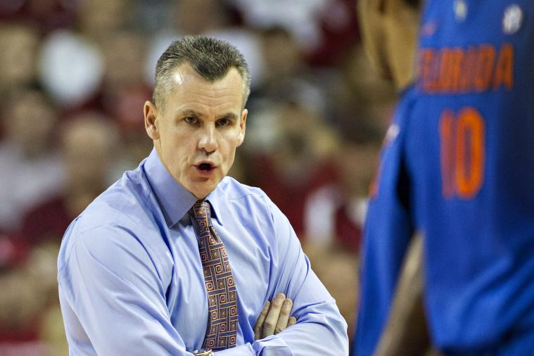 Billy Donovan Offers No Guarantee on Future with Gators