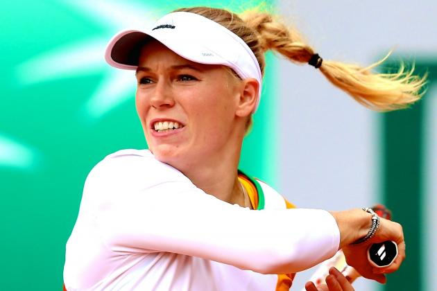 Caroline Wozniacki's Early Exit at 2014 French Open Not All About Rory McIlroy