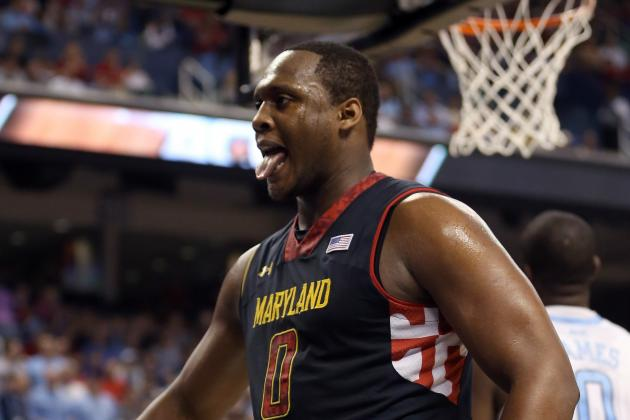 Report: Terps Transfer Mitchell Eyes 5 Schools