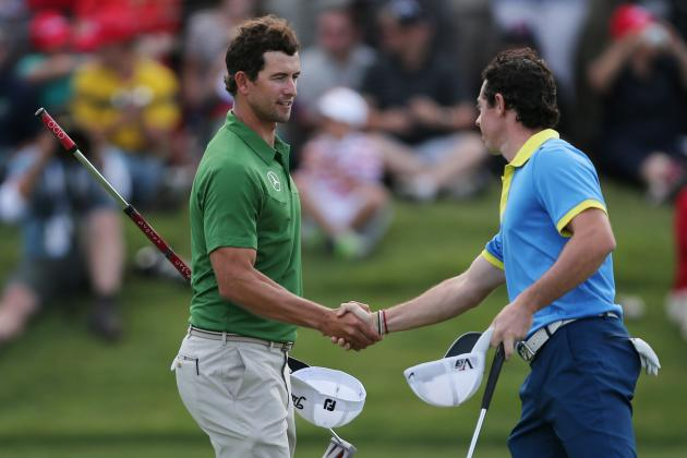 Which Recent Winner Is Better Bet at 2014 U.S. Open: Adam Scott or Rory McIlroy?