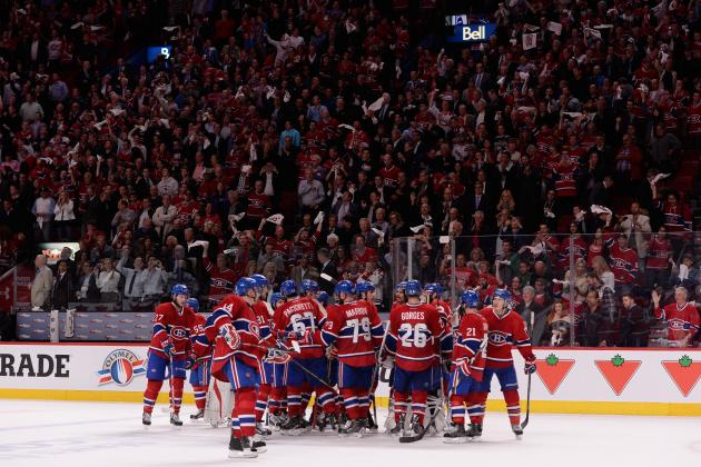 New York Rangers vs. Montreal Canadiens Game 5: Live Score and Highlights