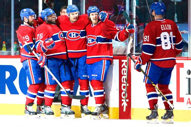 Rangers vs. Canadiens: Game 5 Score and Twitter Reaction from 2014 NHL Playoffs