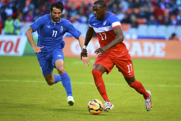 USA vs. Azerbaijan: International Friendly Live Score, Highlights, Report